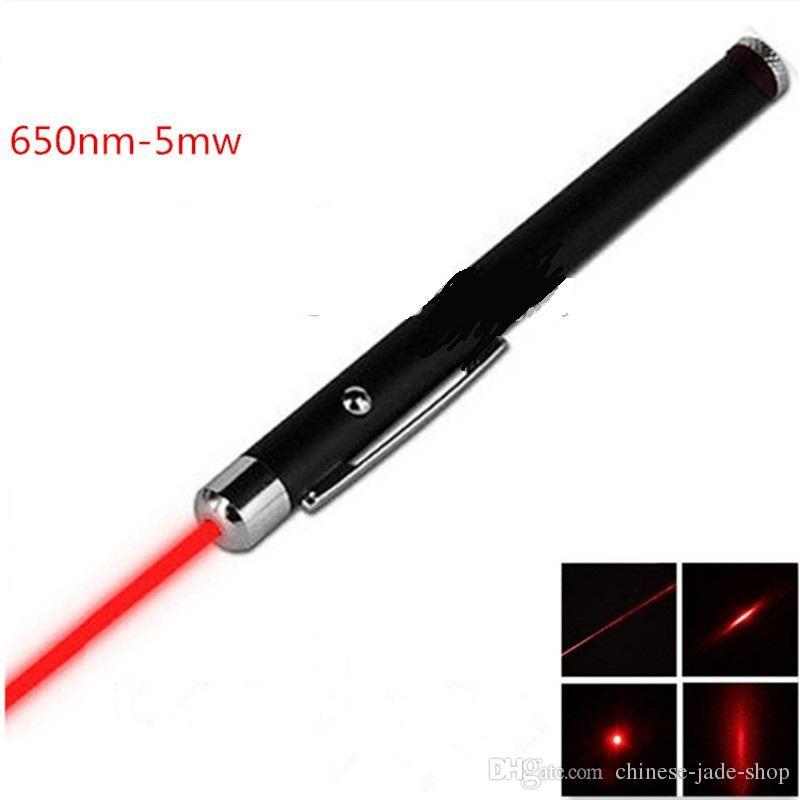D13 * 135mm 5MW 레드 레이저 펜 레이저 포인터 빔 펜 재미 있은 애완 동물 스틱 opp 패키지