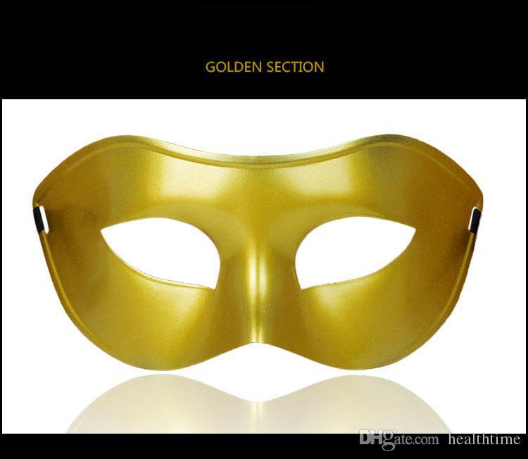 Maschera mezza faccia di travestimento veneziana delle donne classiche / degli uomini la sfera del costume del partito i, trasporto libero trasmetta
