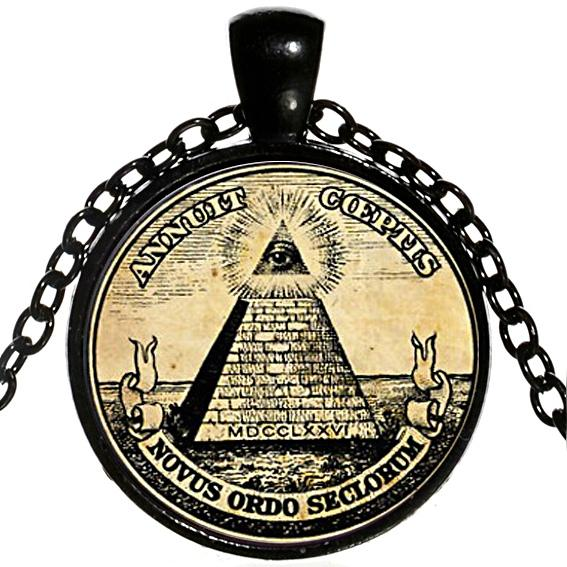 53e733548bc88 Men pyramid Free Mason Necklace Eye of Providence Eye of Horus Necklace  Free and Accepted Masons All seeing Eye Pendant Necklace 2018 x495