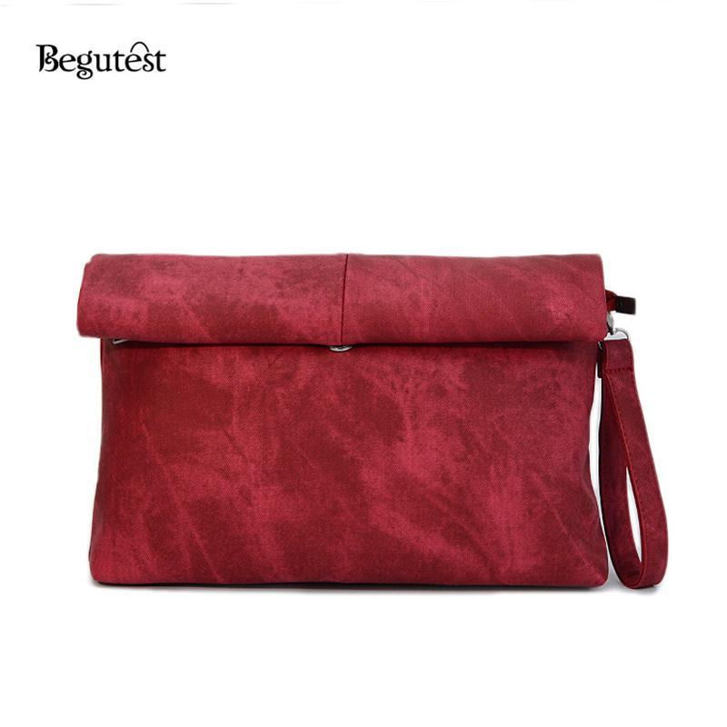 034faa7bc001 Begutest 2017 Fashion Envelope Phone Bags Vintage Handbags Women ...