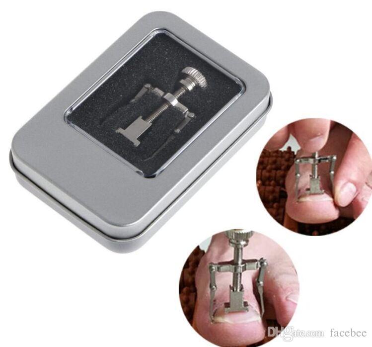Batık Ayak Tırnağı Düzeltme Aracı Tırnak Bakımı Fixer Pedikür Ayak Tırnağı Kurtar