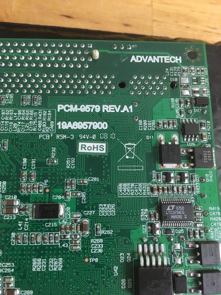 Материнская плата для PCM-9579 REV.A1 с памятью PCM-9579F 100% проверена на идеальное качество