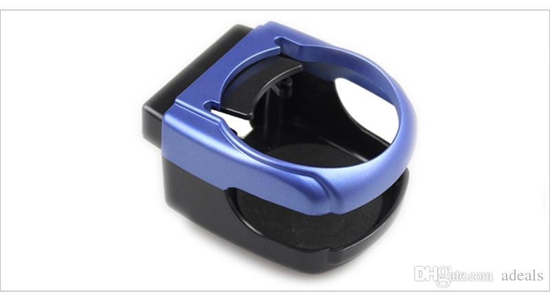 Universal High-fold Auto Becherhalter Schwarz Getränkehalter Multifunktionale Getränkehalter Auto Zubehör Auto Tasse Auto Styling