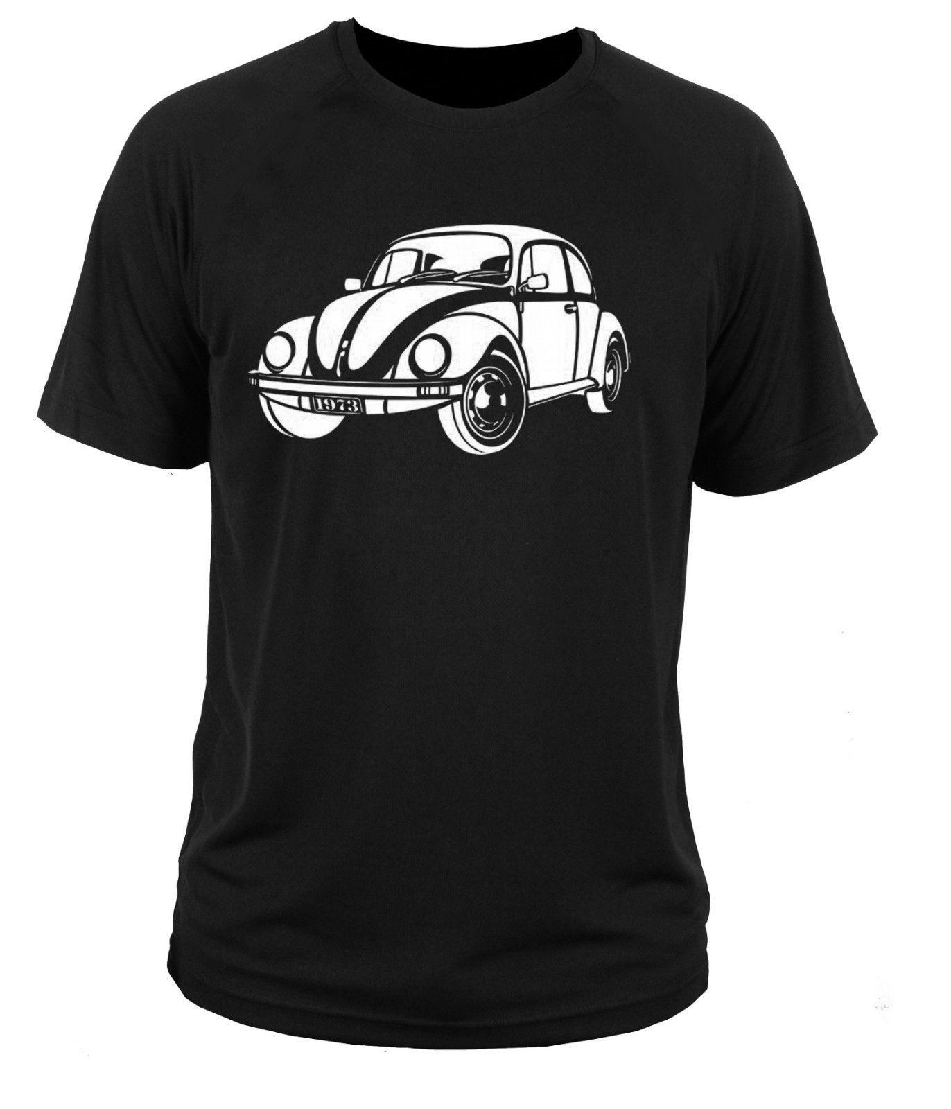 T Shirt T-shirt Beetle Garbus Classic 2018 New Fashion T Shirt Brand ... 7775f8905