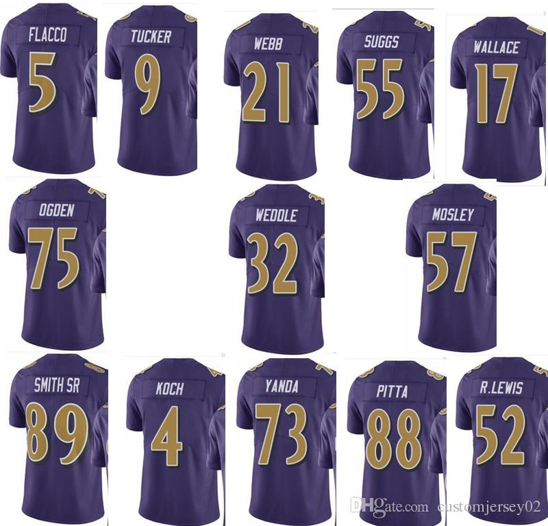 0461730d3 NFL cj mosley color rush player game jersey