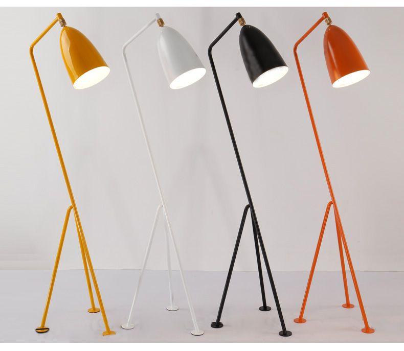 Alvorlig 2019 Replica Design Grasshopper Floor Lamp/ Shake Floor Standing ZD-98