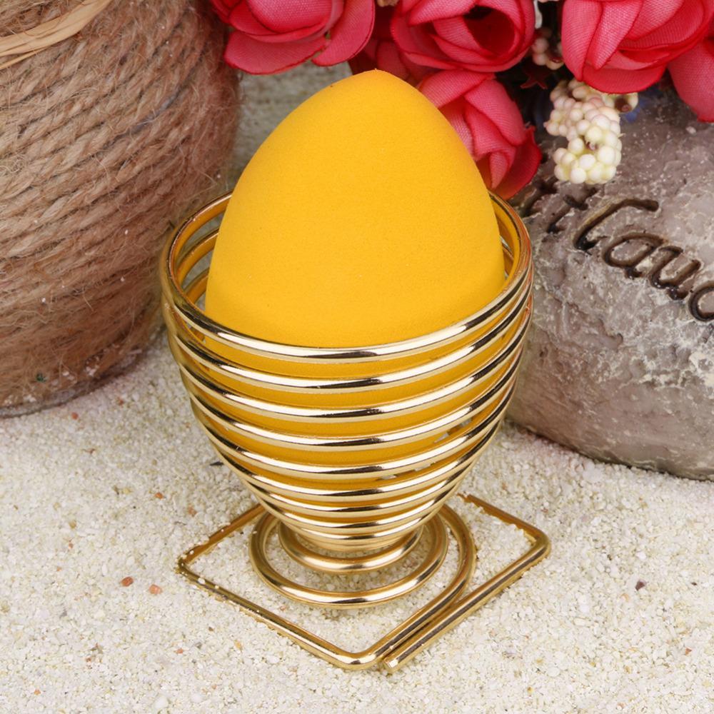 2018 titulares de esponja de maquiagem quente suporte de exposição de sopro cosmético cabaça forma esponja ovo titular suporte de secagem compõem sopro de apoio