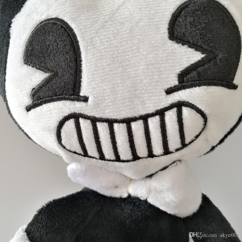 """Hot Sale 11.8"""" 30cm Bendy and The Ink Machine Plush Doll Soft Stuffed Animals Dolls Figure for Baby Christmas Gift"""