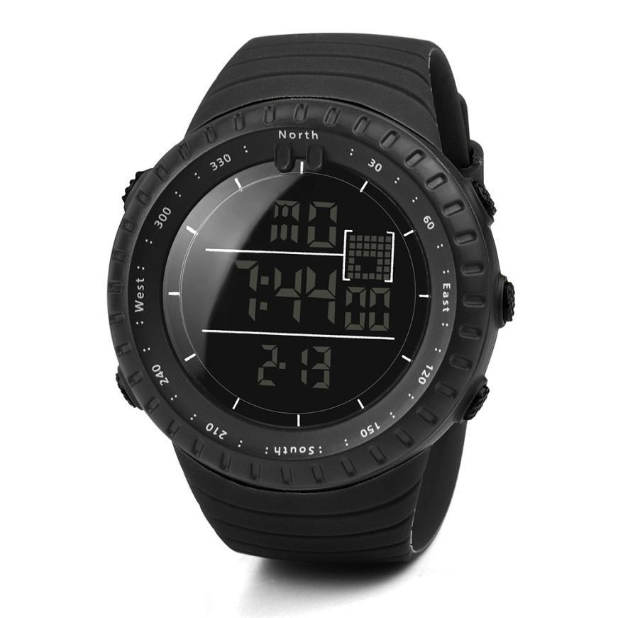 d81b11ed21a Men Watches Reloj Digital Quartz Luxury Top Brand Sport Watch Megir Fashion  2018 Bracelet Watches Wrist 18Jul18 Bling Watches Cheapest Watches From  Haydene