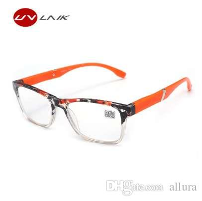 6f09d18b02a UVLAIK 2018 Fashion Hyperopia Reading Glasses Men Women HD Resin Lens  Presbyopic Reading Glasses 1.5 +2.0 +2.5 +3.0 +3.5+4.0 Eyeglasses Reading  Eyewear ...