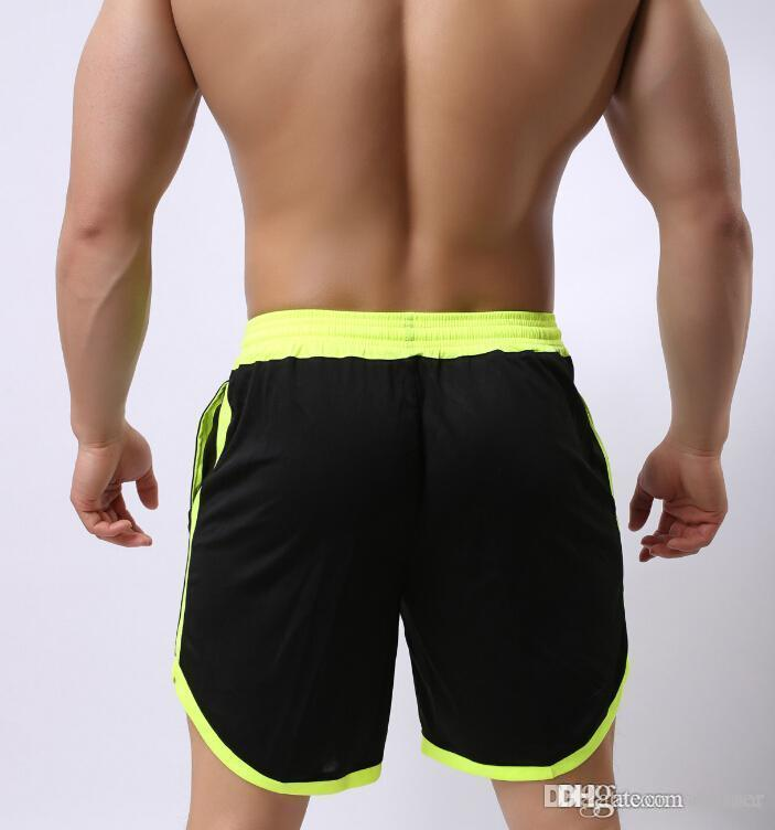 4620b8919e72 2016 Summer Men s Casual Pants Quick Dry Fit Running Shorts ...