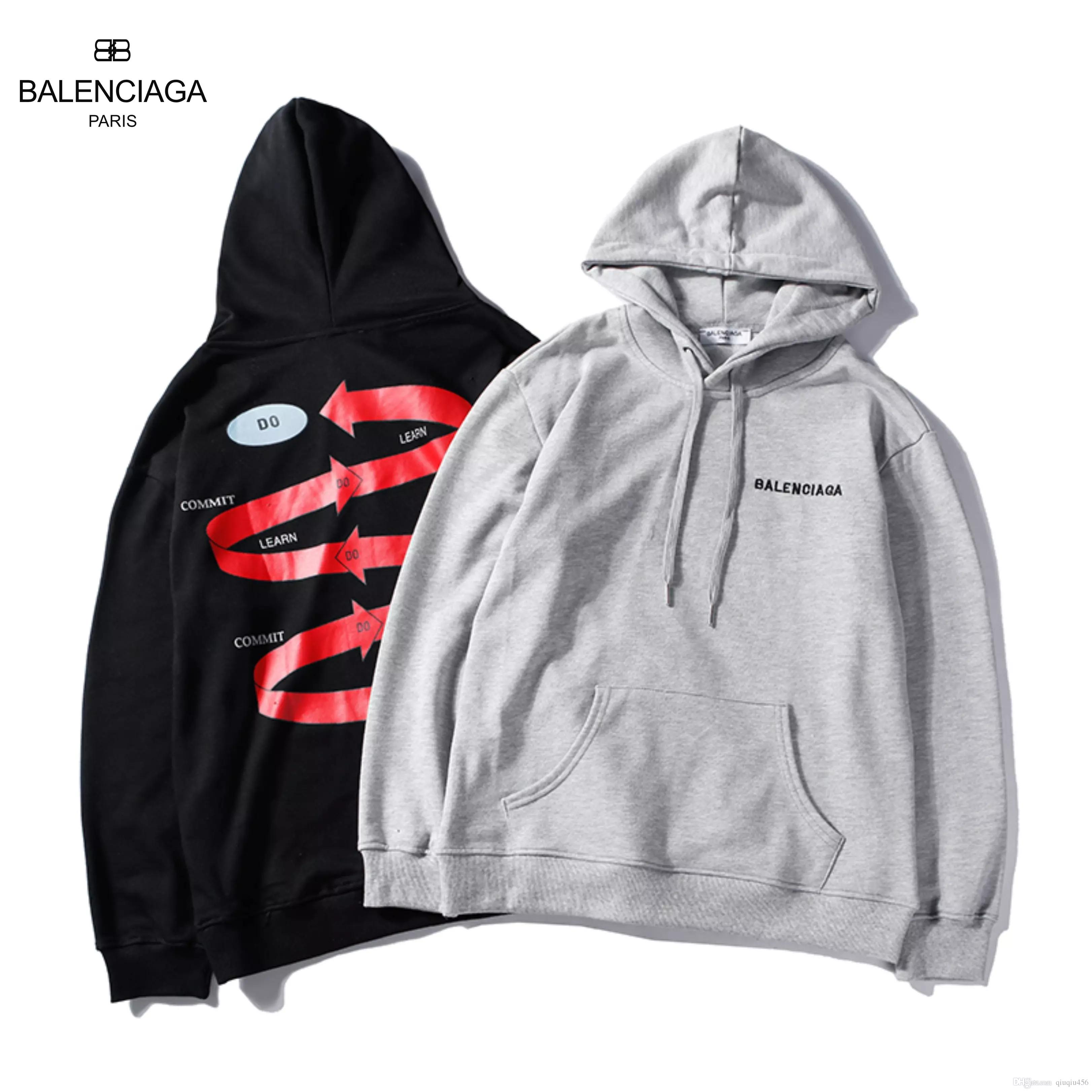35030473a8b0 Hot Sweatshirts Green Red Striped BB MODE Men Women Hoodies Tide Classic  Spring Autumn Winter Jogging Suit Size M-XXL Online with $73.15/Piece on ...
