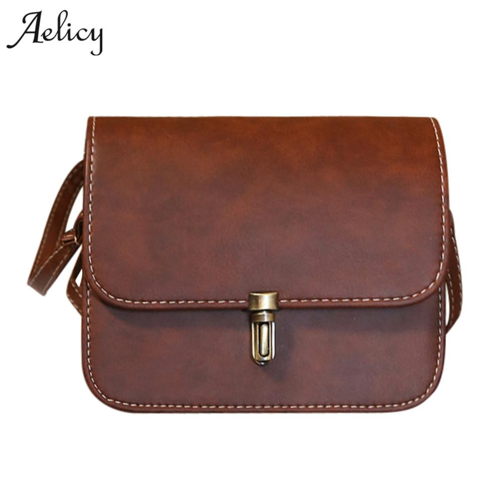 eccca75cf3 Aelicy 2018 New Fashion Small Handbags Women Ladies Mobile Purse Girls Shoulder  Messenger Crossbody Bags Evening Clutch Girls Leather Purses Cheap Designer  ...