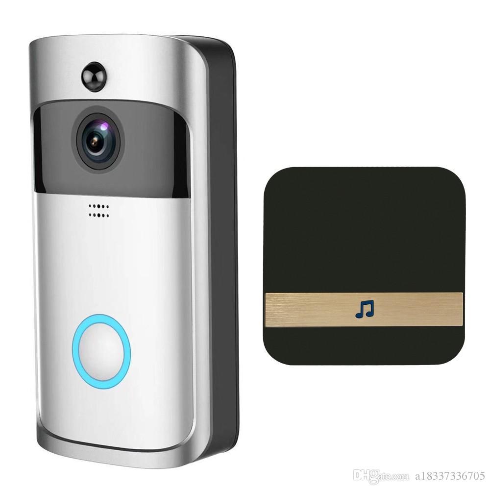 großhandel smart wireless wifi sicherheit doorbell video