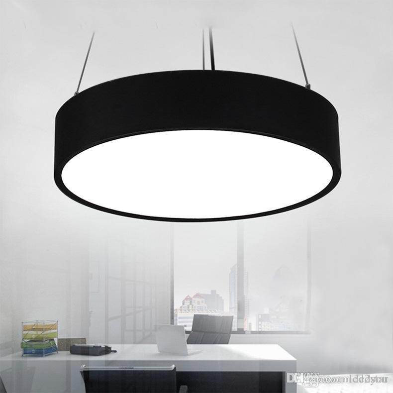 72w led pendant lamps modern minimalism led hanging lights