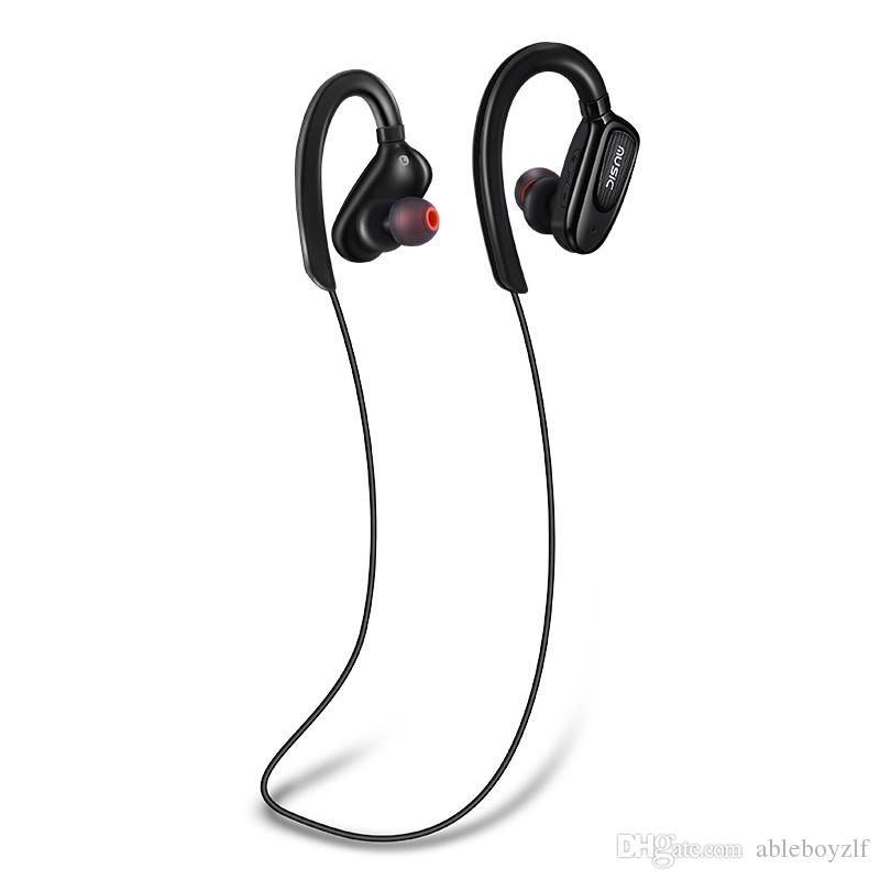 S5 Bluetooth Headphones Wireless Sport Stereo Earphones Headsets for iphonexs iphone 9 iphone8 samsung S8 S7