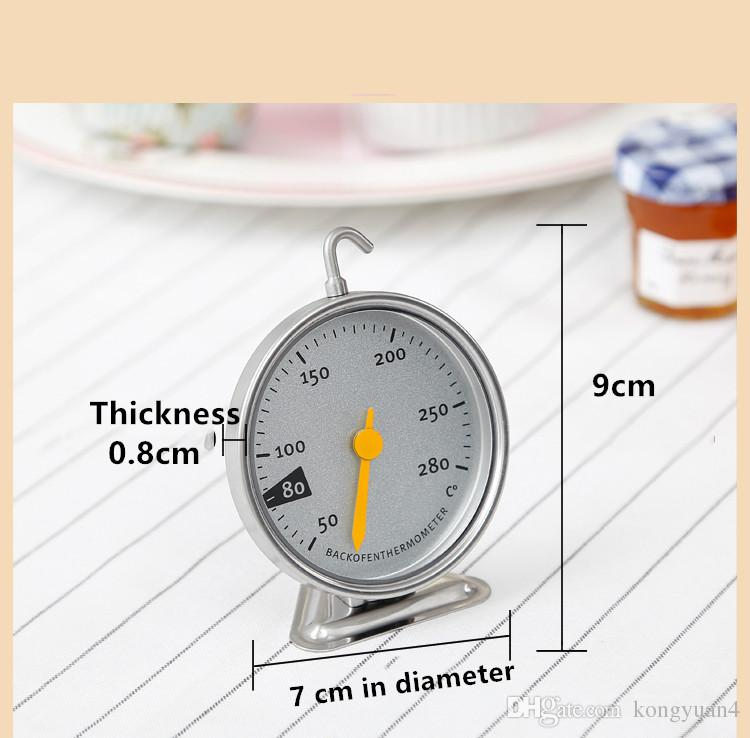 New 50-280°C Kitchen Electric Oven Thermometer Baking Professional Baking Tool Temperature Diagnostic-tool Kitchen AccessorieTools Gadget