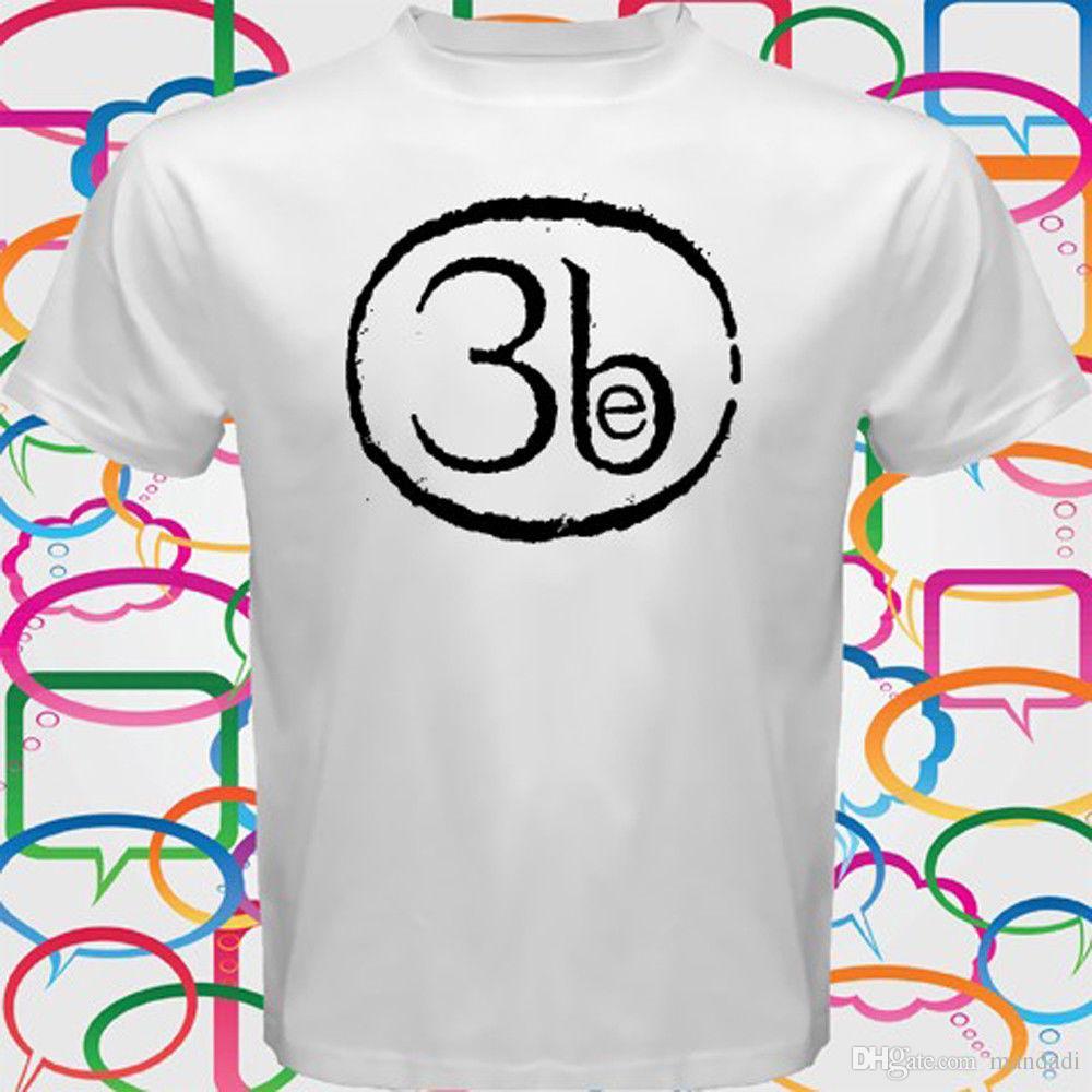 Third Eye Blind Rock Band Logo Symbol Men S White T Shirt Size S To