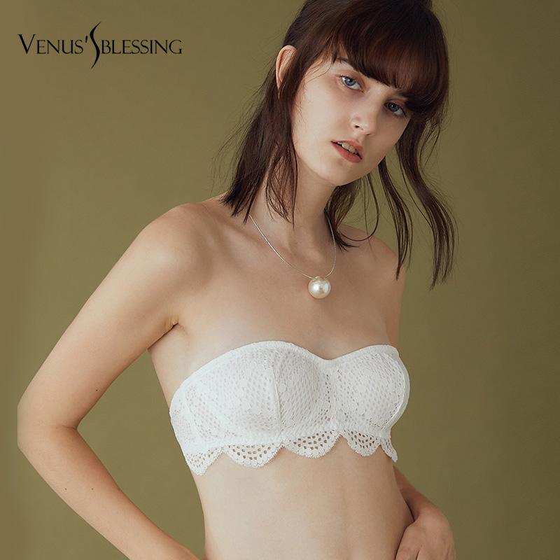 b550ebfb6d464 2019 Sexy Wedding Lingerie Magic Bra Women Invisible Strapless Bra Wire  Free Underwired Back Band Bras Women S Intimates Tube Top Fly From  Afanticlothes