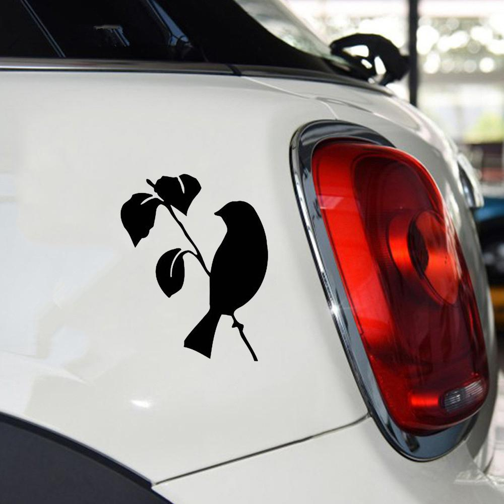 2019 10x12 6cm birds on tree art fashion vinyl car sticker motorcycle decal rear window car sticker from xymy767 3 92 dhgate com