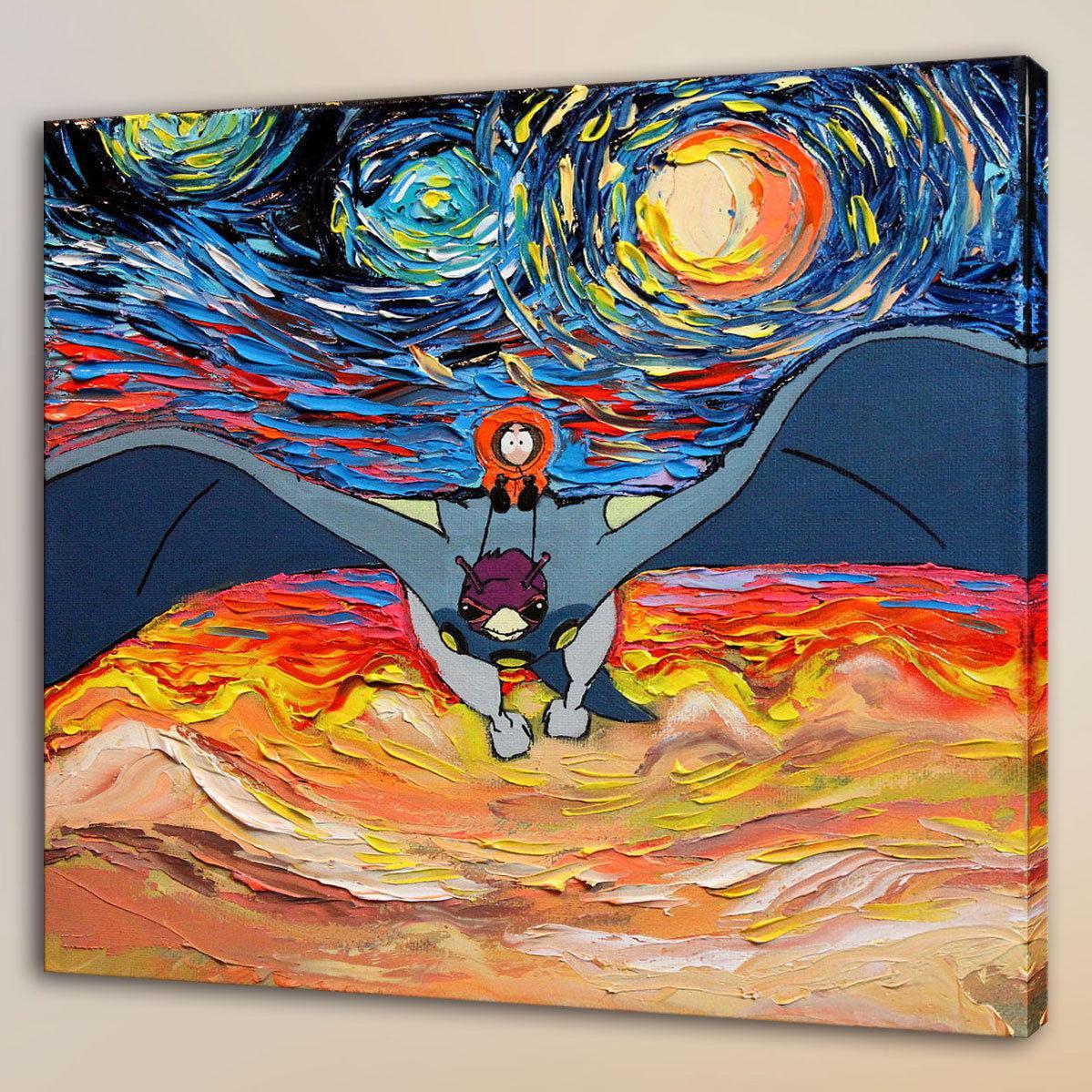 Satın Al Van Gogh Peynir 1 Adet Shome Dekor Hd Baskılı Modern Sanat