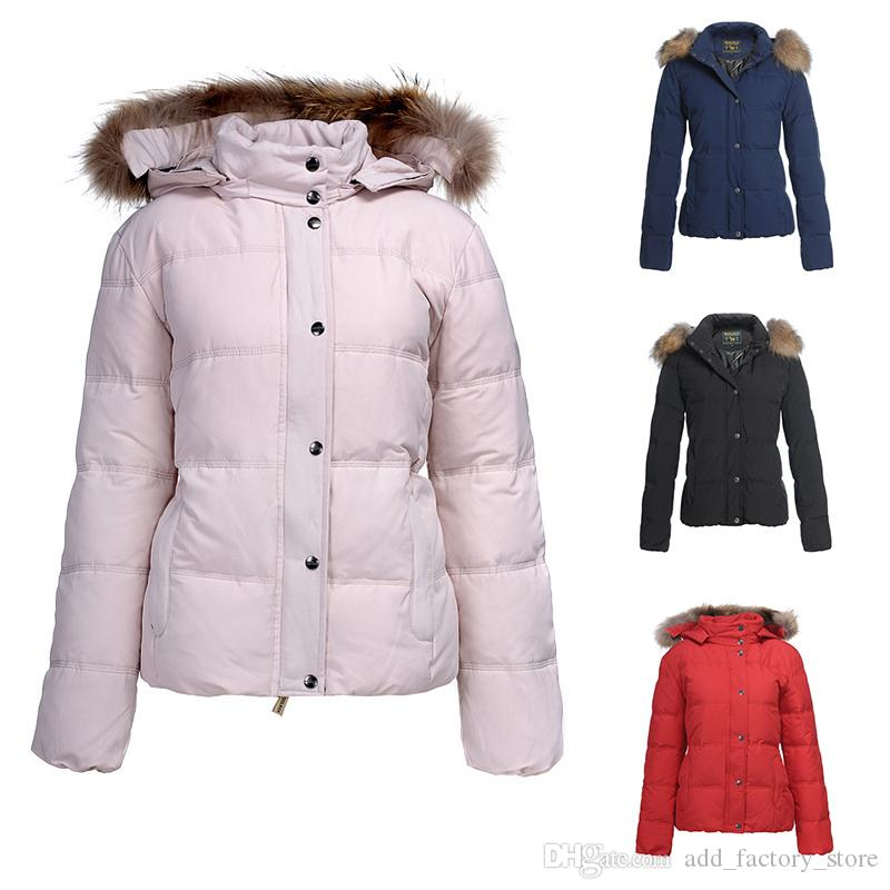 edfc4b8cf1 2019 DHL Woolrich Women Arctic Anorak Down Jacket Woman Winter Outdoor  Thick Parkas Coat Womens Warm Outwear Jackets From Add factory store