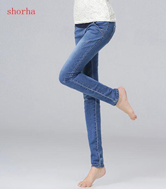 2f47d8763 Compre Nueva Venta Jeans De Maternidad Para Mujeres Embarazadas Pantalones  Para Mujeres Embarazadas Pantalones Para El Vientre Pantalones De  Maternidad Ropa ...