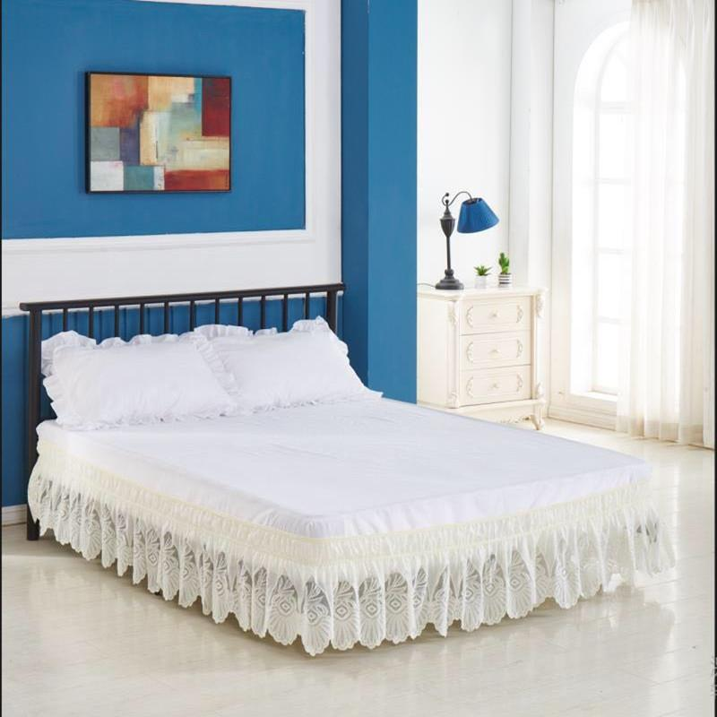 Matratzen Streng 100% Baumwolle Matratzenauflage Protector Gesteppte Bettlaken Königin König Twin Voll Matratzenbezüge