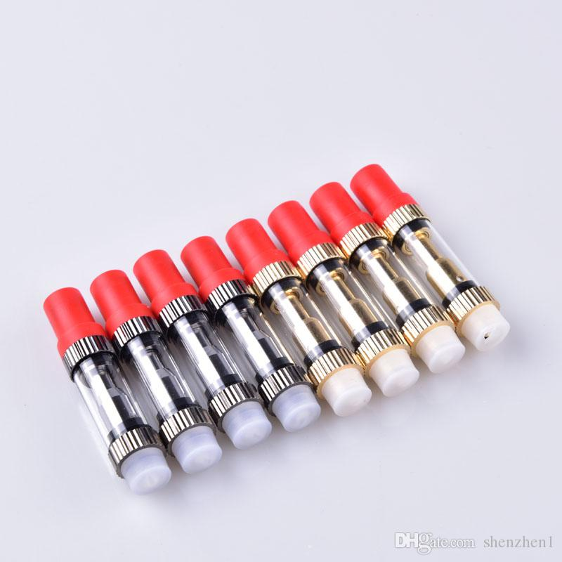 Liberty V1 Bud Touch Vaporizer Pen Cartridges .5ml 1.0ml CE3 Atomizers CO2 Tank 510 Cartridge Clone Fit 510 Battery Vape Pen at061