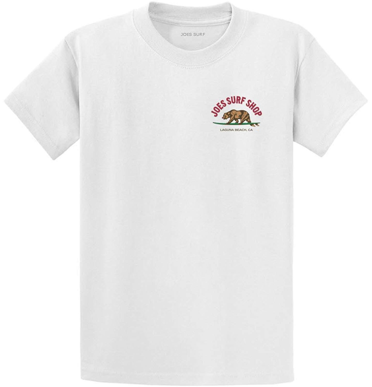 99c4cdb487 Joe s Surf Shack - Surfing Bear Logo T-Shirts,Tanks and Hoodies Mens 2018  fashionable Brand 100%cotton NEW ARRIVAL tees