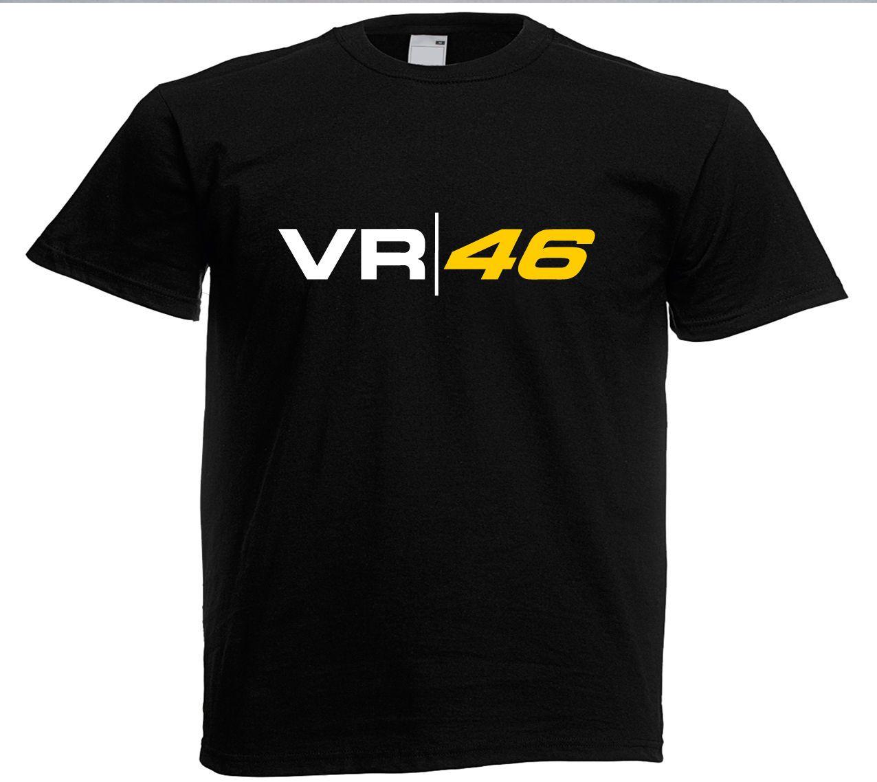 Grosshandel Valentino Rossi T Shirt Moto Gp Alle Zeit Klassiker Alle