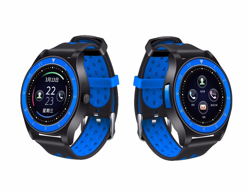 R10 Smart Watch Relogio Android Smartwatch Phone Call 2G GSM SIM TF Camera  for iPhone Samsung HUAWEI PK V9 X6