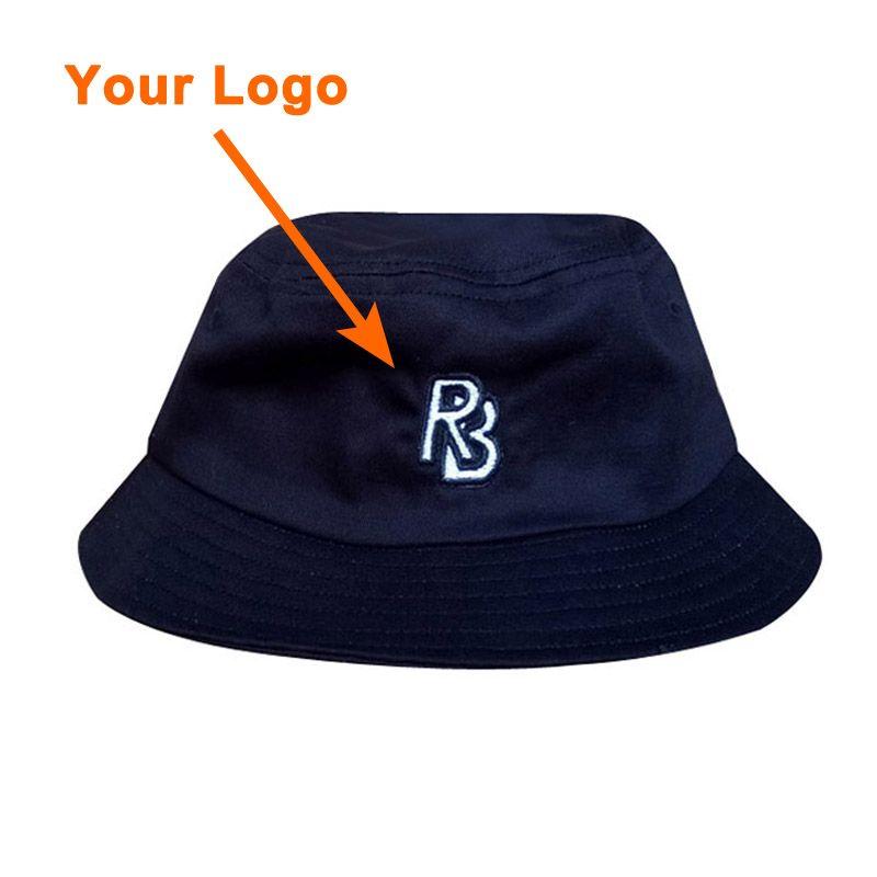de2d9ba8e73 Bucket Hat 100% Cotton Material Men Fitted Cap Popular Garment Accessories  Small Order Outdoor Sport Fishman Hat Custom Bucket Cap Kangol Baseball  Caps From ...