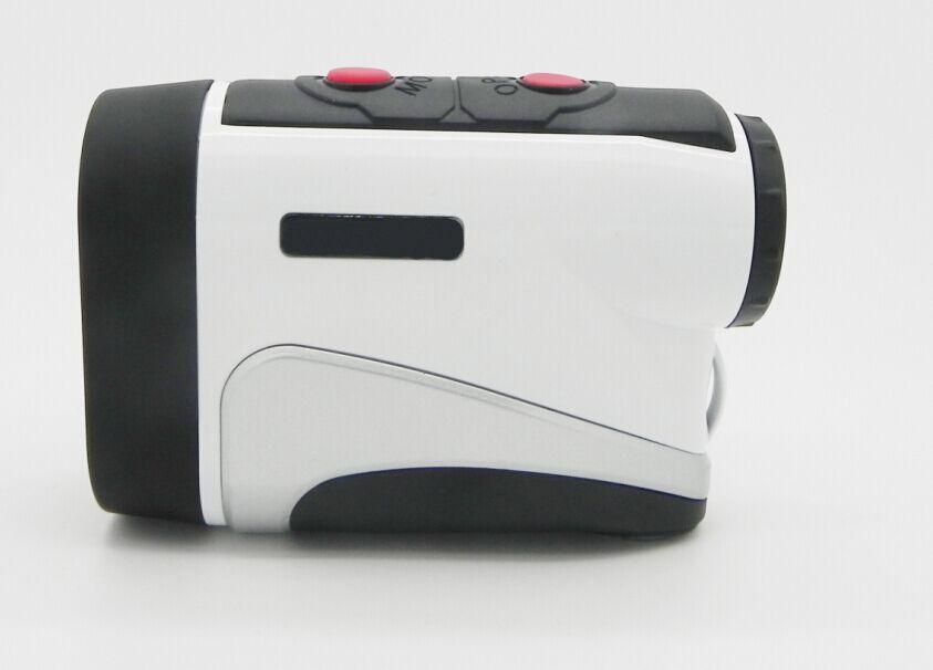 2018 Brand New Multifunzione da caccia telemetro Laser Golf Range finder con misuratore laser Pinseeker Yardage Device