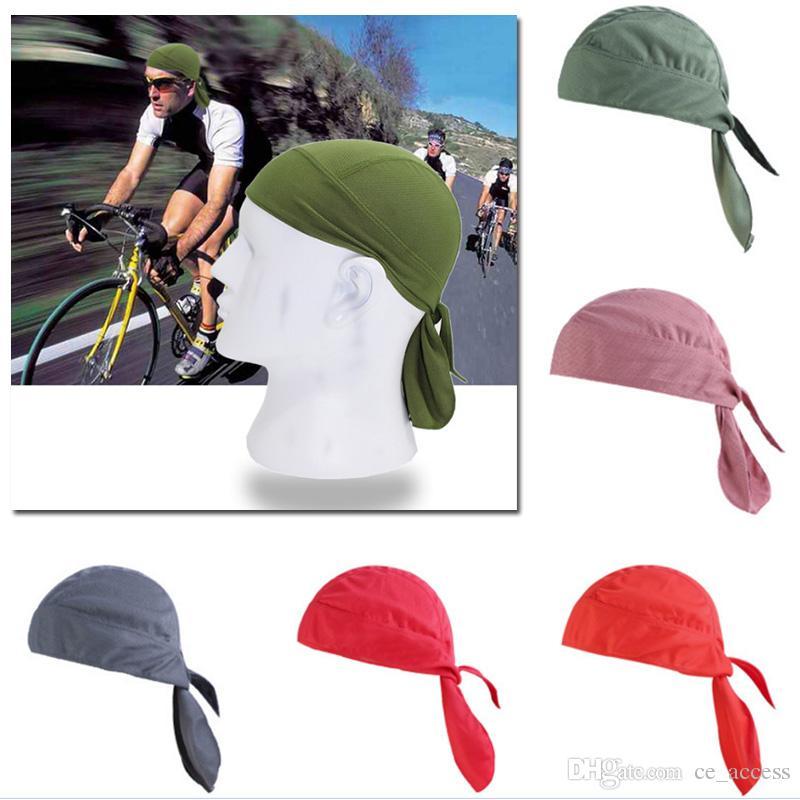 Compre Tampão De Ciclismo Ao Ar Livre Secagem Rápida Limpa Xale Cabeça  Headband Cachecol Homens Chapéu De Corrida Equitação Bandana Ciclismo  Mulheres Homens ... c6b5afe2dd