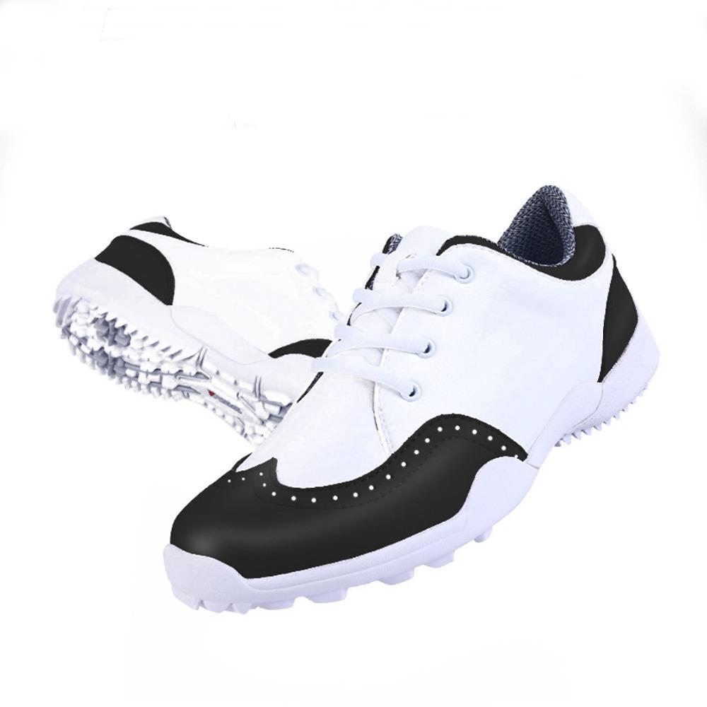 3d014fd31e Compre Pgm Estilo Caliente Zapatos De Golf De Las Mujeres De Gama Alta  Zapatos Deportivos Transpirable Calzado Antideslizante Damas Niñas  Zapatillas De ...