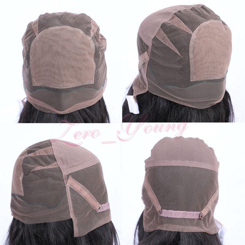 150% Dichte lange gewellte volle Spitze-Menschenhaarperücken für schwarze Frauen brasilianisches Haar gewelltes glueless Spitzefrontseite mit dem Babyhaar