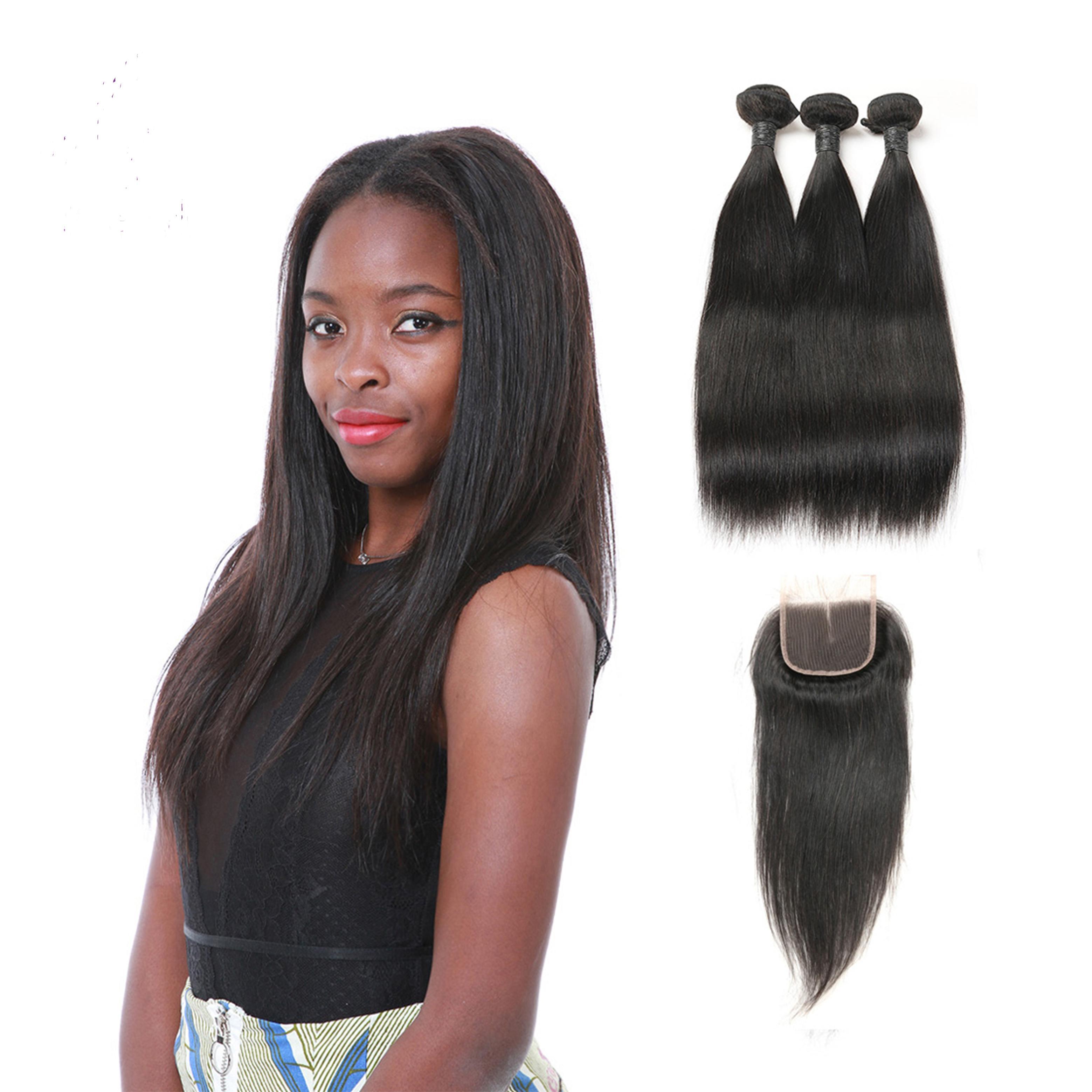 2018 Hot Sale 3 Bundles 100 Human Hair Weaving Silky Brazilian