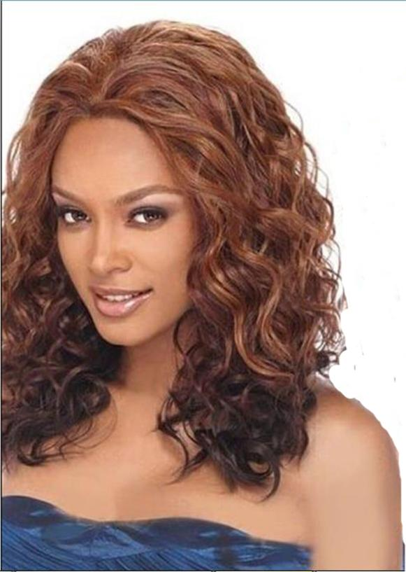 Sexy brown hair women