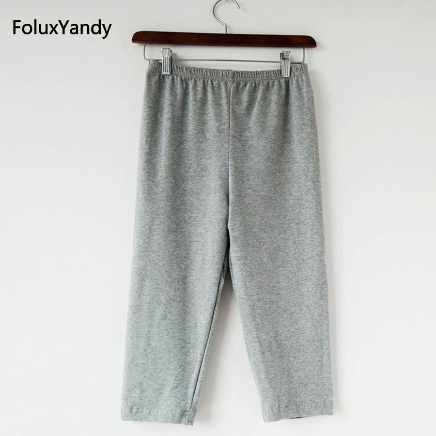 83d521241f406 2019 Stretched Leggings Plus Size 7 8 XL Women Slim Calf Length Leggings  Skinny Capris Black Gray White RUHDFS10 From Edmund02, $37.29 | DHgate.Com