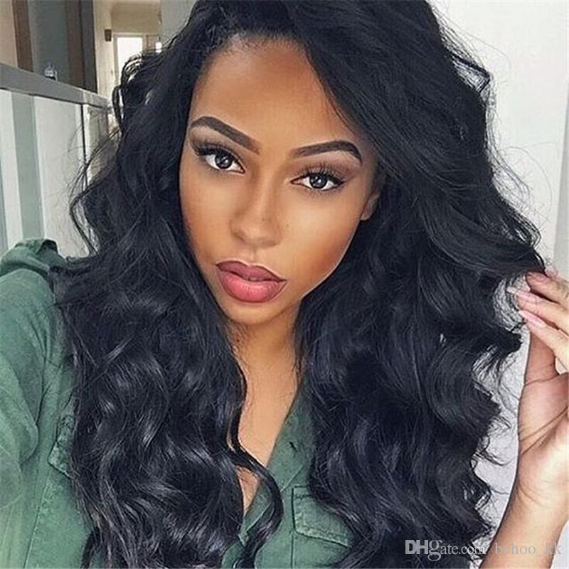 Best Lace Front Human Hair Wigs For Black Women Loose Wave Lace