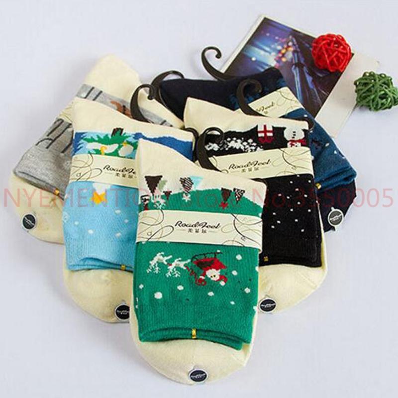 Großhandel / Heiße Verkäufe Herbst Winter Baumwolle Frauen Socke ...