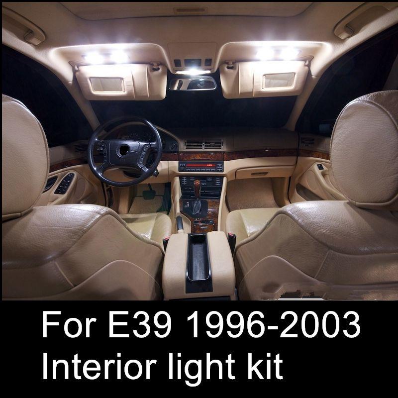 2019 Shinman Error Free Led Interior Light Kit For Bmw 5 Series E39