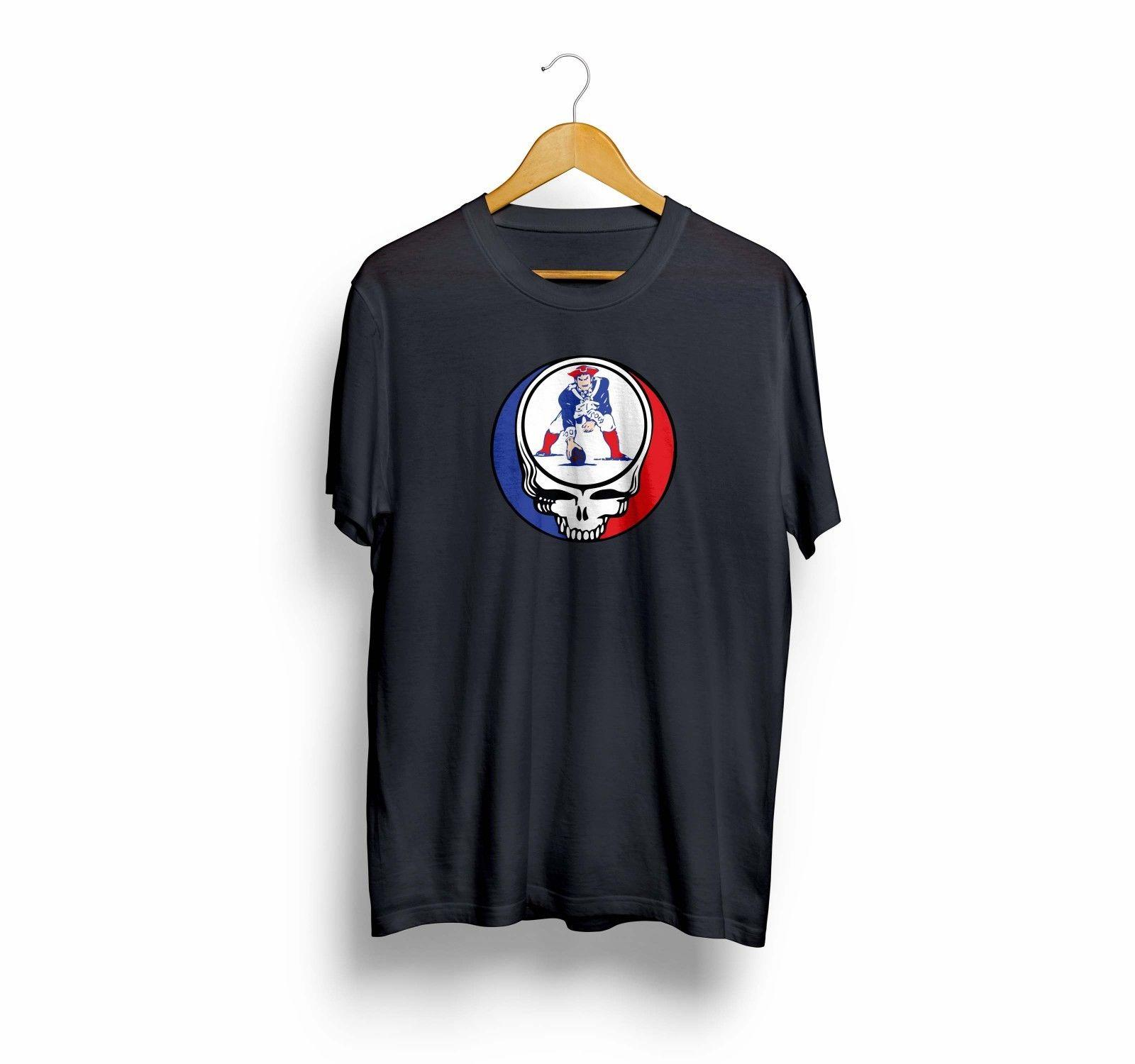 Steal Your Patriots Old School Grateful Dead Men   Women T Shirt T Shirt  Tees New 2018 Hot Summer Men S T Shirt Cool Shopping T Shirts Amusing T  Shirts From ... 3bba7766e
