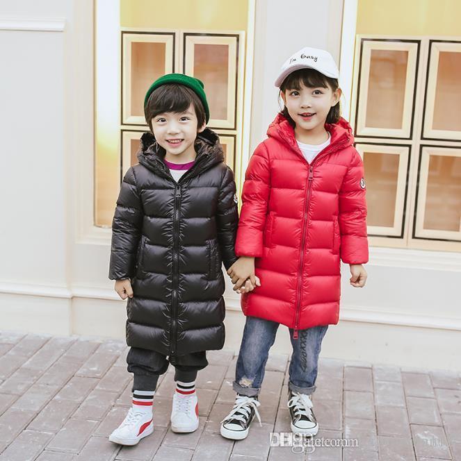 df8924482 TR06 Brand Kids Coats Boys And Girls Winter Coats Childrens Hoodies ...