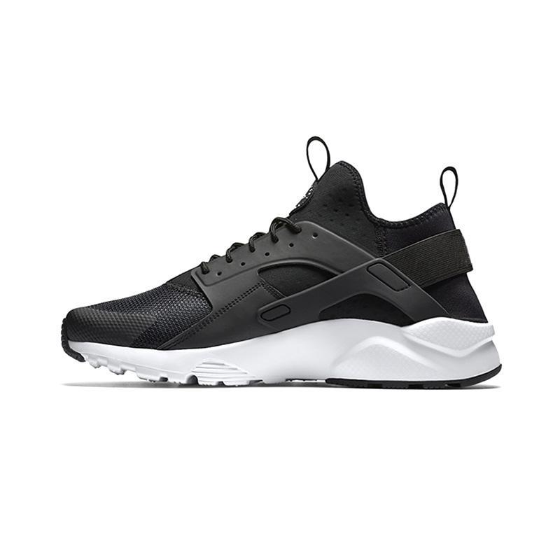 Nike Air Huarache Оптовая Huarache 4.0 1.0 Тройной Белый Черный красный мужчины женщины Huarache Обувь Huaraches спортивные кроссовки кроссовки спортивные кроссовки