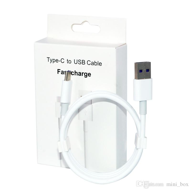 USB Cable 2A 3A Fast Charger Micro USB Type C Charging Cables for Huawei Xiaomi Samsung Android Phones