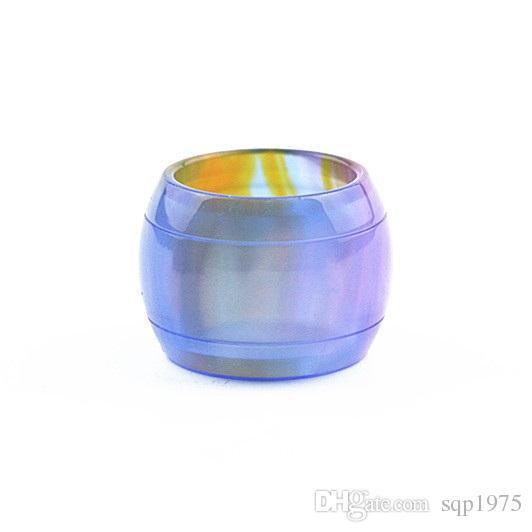 2018 new hot TFV8 X baby epoxy resin atomization storage tank drip nozzle
