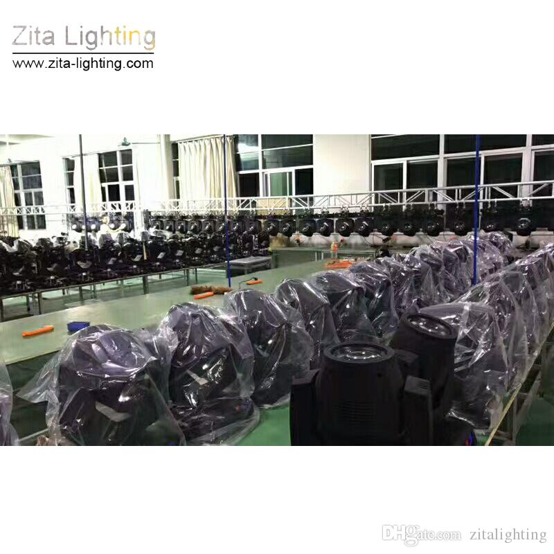 / Zita Lighting Head Lights Sharpy Beam 5R 200W Stage Lighting Zoom Spot Lighting DMX512 DJ Discoving Party Party Event Effect