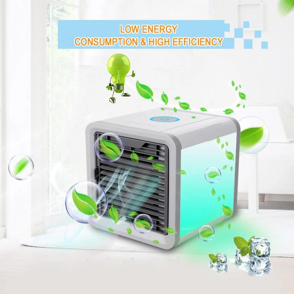 Air Cooler Cool fan Arctic Air Personal Space Cooler Any Space Air Conditioner Device Home Office Desk